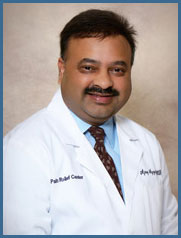 Ajay Aggarwal - Pain Relief Center in Lake Jackson, Pearland, Angleton, Brazoria, League City, Houston TX, Bay City