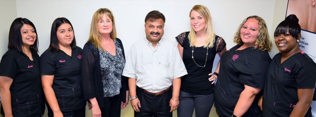 The Pain Relief Center - Ajay Aggarwal, MD - Cathy Green, FNP-C - Shanna Thompson, FNP-C
